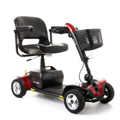 Pride Go Go Elite Traveller Sport Mobility Scooter