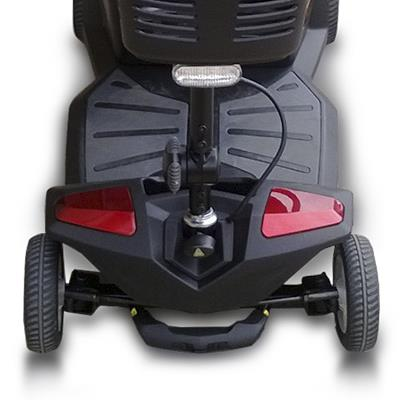 Apex Rapid Scooter Front View