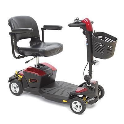 Apex Rapid Travel Scooter