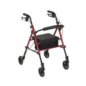 Lightweight Rollator 4 wheeled-0
