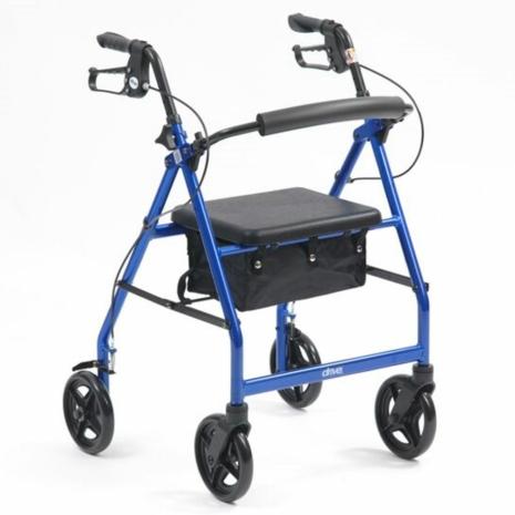 Lightweight Rollator 4 wheeled-1040