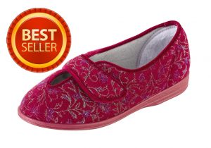 Cosyfeet Diane Ladies Slipper