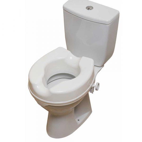 Raised Toilet Seat-0