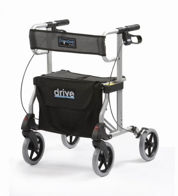 Drive Medical Diamond Rollator