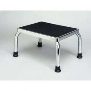 Chrome Stool-0