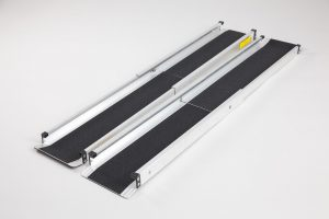 Telescopic Economy Channel Ramps 4f t- 7ft long-0
