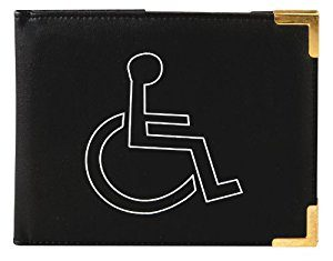 Disabled Badge Wallet Holder-0