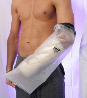 LimbO Adult Half Arm Cast Protector-0