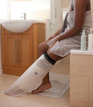 LimbO Adult Half Leg Cast Protector-0