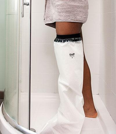 Limbo Adult Full Leg Cast Protector-0