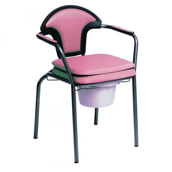 Luxury Commode Chair-982
