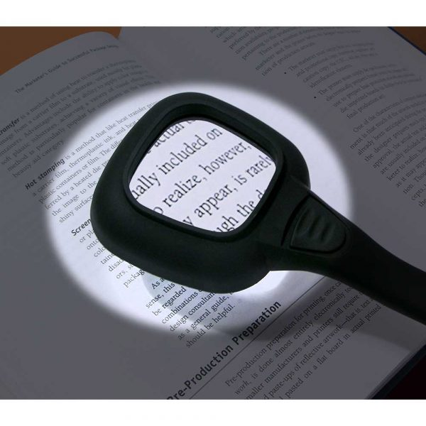 LED Hand Held Magnifier-1106