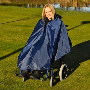 splash Wheelchair Poncho