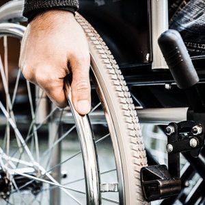 Wheelchair Servicing